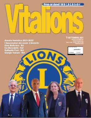 Vitalions settembre 2021